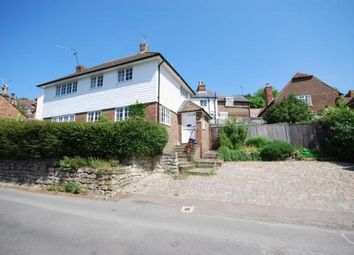 Thumbnail 3 bed property to rent in Lower Road, Sutton Valence, Maidstone