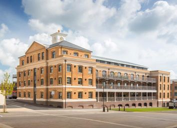 Thumbnail 1 bed flat for sale in 2 Bowes Lyon Place, Poundbury, Dorchester