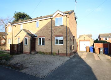 Thumbnail 2 bed semi-detached house for sale in Jennings Way, Burton-On-Trent