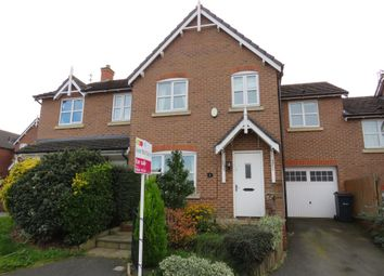 Thumbnail 3 bed terraced house for sale in Briarwood Court, Winsford