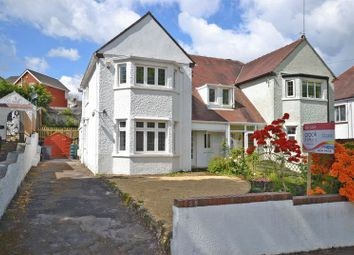 Thumbnail 3 bed semi-detached house for sale in Superb Larger Style Family House, Ridgeway, Newport