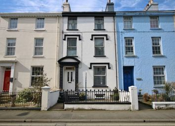 Thumbnail 4 bed terraced house for sale in Waterloo Road, Ramsey, Isle Of Man