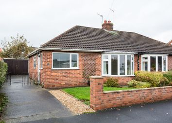 Thumbnail 2 bed bungalow for sale in Ash Close, Off Stockton Lane, York