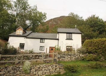 Thumbnail 3 bed cottage for sale in Llangynog, Oswestry