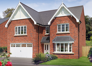 Thumbnail 5 bed detached house for sale in The Willow At Langley Country Park, Radbourne Lane, Derby