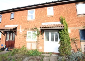 Thumbnail 2 bedroom terraced house for sale in Carlford Close, Martlesham Heath, Ipswich
