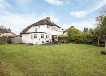 Thumbnail 3 bed semi-detached house for sale in Beechcroft Avenue, New Malden