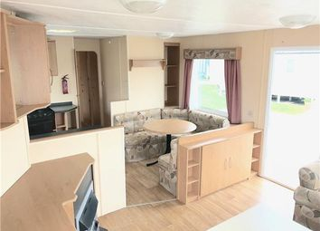 Thumbnail 3 bedroom property for sale in California Cliffs Holiday Park, Scratby, Great Yarmouth, Norfolk