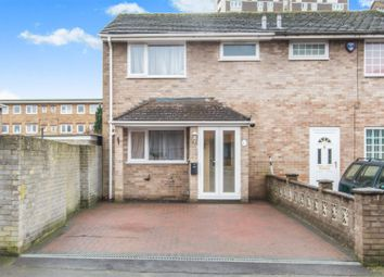 Thumbnail 3 bedroom end terrace house for sale in Buttermere Close, Southampton