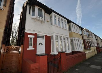 Thumbnail 3 bedroom semi-detached house to rent in Leominster Road, Wallasey