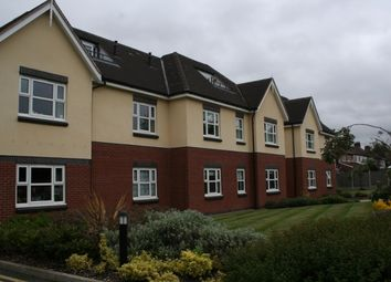 Thumbnail 1 bed flat to rent in Lynfield Court, Robin Hood Lane, Hall Green, Birmingham