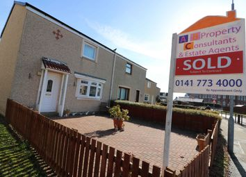 Thumbnail 2 bed end terrace house for sale in North British Road, Uddingston