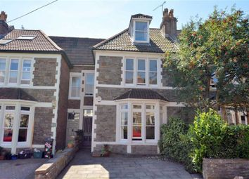 Thumbnail 4 bed terraced house for sale in Cricklade Road, Bishopston, Bristol