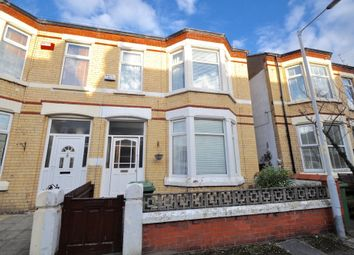 Thumbnail 4 bed semi-detached house for sale in Keswick Road, Wallasey