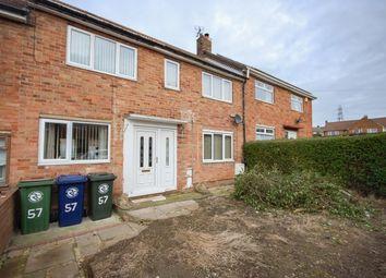 Thumbnail 3 bed terraced house for sale in Barnard Road, Easington, Saltburn-By-The-Sea