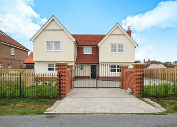 Thumbnail 5 bed detached house for sale in Colchester Road, Great Bromley, Essex