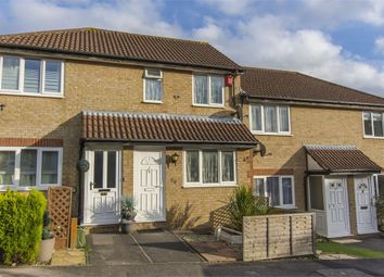 Thumbnail 1 bed terraced house for sale in Bracklesham Close, Sholing, Southampton, Hampshire