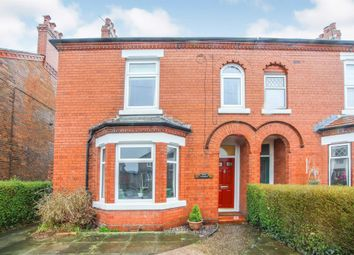 3 bed semi-detached house for sale in Pickmere Lane, Wincham, Northwich CW9