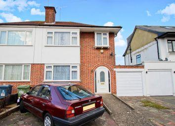 3 bed semi-detached house for sale in Elm Drive, North Harrow, Harrow HA2