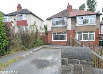 Thumbnail 3 bedroom semi-detached house for sale in Wiggan Lane, Huddersfield
