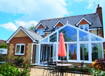 Thumbnail 4 bedroom detached house for sale in Red House Close, Motcombe, Shaftesbury