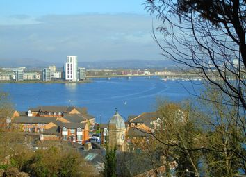 Thumbnail 2 bed flat for sale in Dyfed, Northcliffe, Penarth