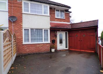 Thumbnail 3 bed semi-detached house for sale in Mountjoy Crescent, Solihull