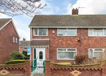 Thumbnail 3 bedroom semi-detached house for sale in Dodsworh Walk, Clavering Estate, Hartlepool
