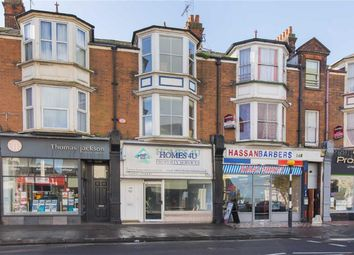 Thumbnail 1 bed flat for sale in Northdown Road, Cliftonville, Margate