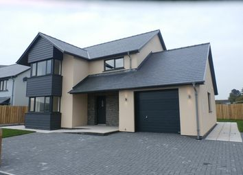 Thumbnail 4 bed detached house for sale in Llandre, Bow Street, Aberystwyth