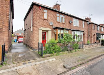 Thumbnail 3 bedroom semi-detached house for sale in Carlton Road, Long Eaton, Nottingham
