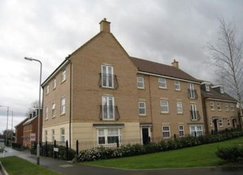 Thumbnail 2 bed flat to rent in Burywell Road, Wellingborough