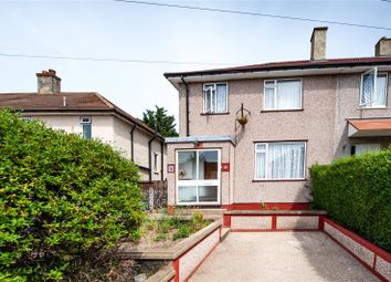 Thumbnail 3 bed end terrace house for sale in Wendover Road, Eltham, London