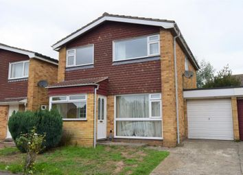 Thumbnail 4 bed detached house for sale in Sunfield Close, Ipswich