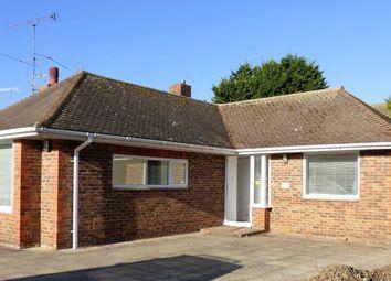 Thumbnail 2 bedroom detached bungalow to rent in Vernon Close, Rustington, Littlehampton
