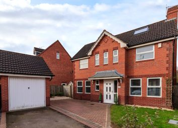 Thumbnail 5 bed detached house for sale in Young Close, Chase Meadow Square, Warwick