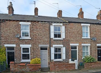 Thumbnail 2 bed terraced house for sale in Dale Street, Off Nunnery Lane, York