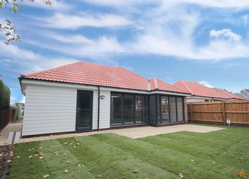 Connaught Road, Weeley Heath, Clacton-On-Sea CO16. 3 bed bungalow
