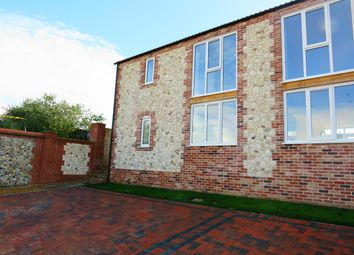 Thumbnail 3 bed semi-detached house to rent in Barkers Drive, Feltwell, Thetford