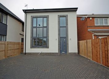 Thumbnail 4 bed detached house for sale in Palmers Green, Palmersville, Newcastle Upon Tyne
