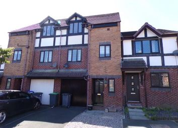Thumbnail 4 bed terraced house for sale in Sandpiper Close, Blackpool, Lancashire