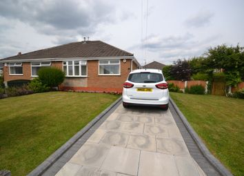 Thumbnail 3 bed semi-detached bungalow to rent in Chelford Drive, Tyldesley, Manchester