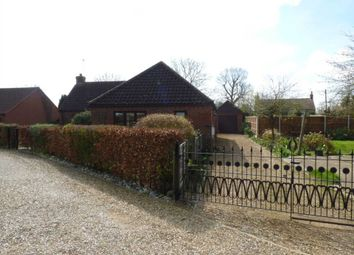 Thumbnail 4 bedroom bungalow to rent in Millfield, Sporle, King's Lynn