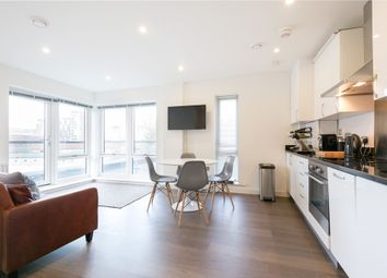 Thumbnail 1 bed flat to rent in St. Pancras Way, London