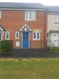 Thumbnail 2 bed terraced house for sale in Whitbourne Avenue, Swindon