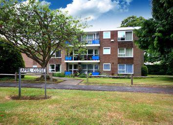 Thumbnail 2 bed flat to rent in April Close, Horsham