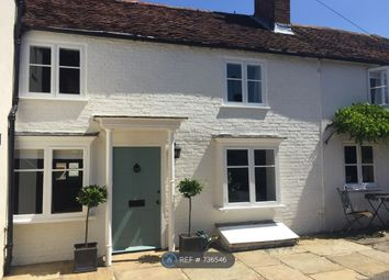 Thumbnail 2 bed terraced house to rent in Crossways, Hambledon