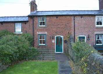 Thumbnail 2 bed terraced house for sale in Short Row, Belper