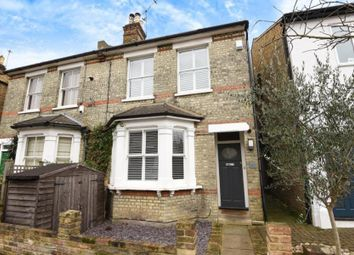 Thumbnail 3 bed semi-detached house for sale in Osborne Road, Kingston Upon Thames