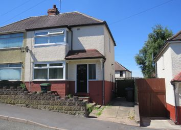 2 bed semi-detached house for sale in Pleasant Street, Hill Top, West Bromwich B70